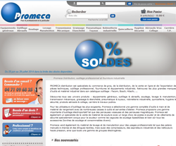 Codes promo et Offres Promeca