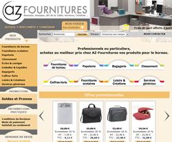 Codes promo et Offres AZ Fournitures