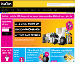 Codes promo et Offres Ink Club