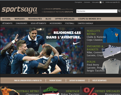 Codes promo et Offres Sportsaga