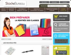Codes promo et Offres Stock Bureau
