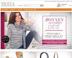 Codes promo et Offres Mona