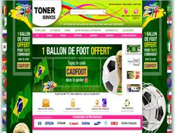 Codes promo et Offres Toner Services