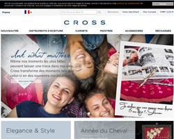 Codes promo et Offres Cross