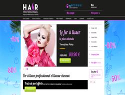 Codes promo et Offres Hair Professionnel