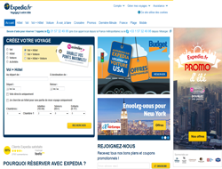 Codes promo et Offres voyage expedia