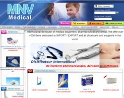 Codes promo et Offres MNV Medical