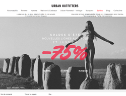 Codes promo et Offres Urban Outfitters