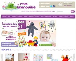Codes promo et Offres La P'tite Grenouille