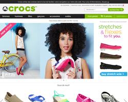 Codes promo et Offres Crocs