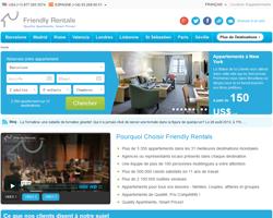 Codes promo et Offres Friendly Rentals