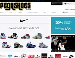 Codes promo et Offres Pegashoes