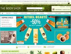 Codes promo et Offres The Body Shop