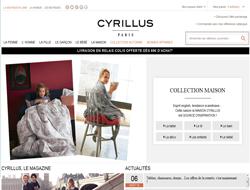 Codes promo et Offres Cyrillus