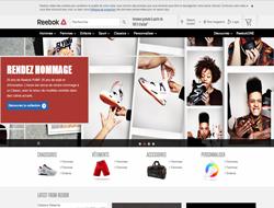 Codes promo et Offres Reebok