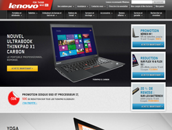 Codes promo et Offres Lenovo