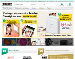 Codes promo et Offres Fujifilm