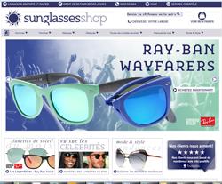 Codes promo et Offres Sunglasses Shop