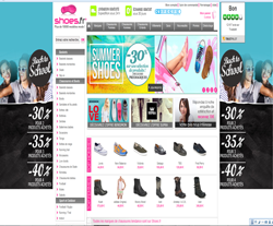 Codes promo et Offres Shoes