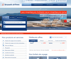 Codes promo et Offres Brussels Airlines