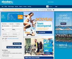 Codes promo et Offres Ebookers