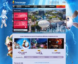Codes promo et Offres Futuroscope FR