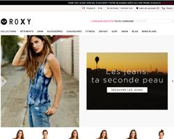 Codes promo et Offres Roxy