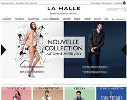 Codes promo et Offres La Halle