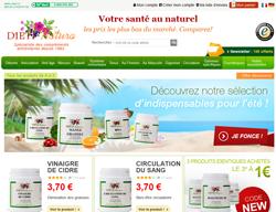 Codes promo et Offres Dieti-Natura