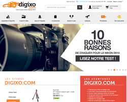 Codes promo et Offres Digixo