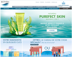 Codes promo et Offres Biotherm