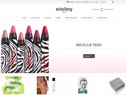 Codes promo et Offres Sisley Paris