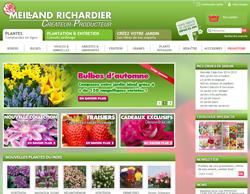 Codes promo et Offres Meilland Richardier