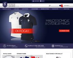 Codes promo et Offres boutique FFF & FFF