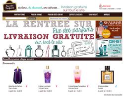 Codes promo et Offres Rue des Parfums
