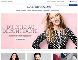 Codes promo et Offres Lands'End
