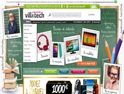 Codes promo et Offres Villatech