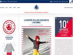 Codes promo et Offres Petit Bateau