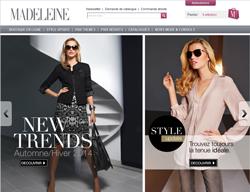 Codes promo et Offres Madeleine