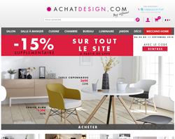 Codes promo et Offres Achatdesign