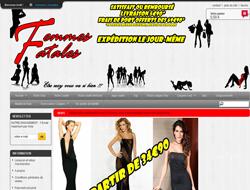 Codes promo et Offres Femmes fatales