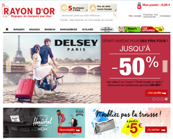 Codes promo et Offres Rayon d'or