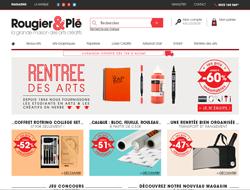 Codes promo et Offres Rougier & Plé