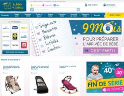 Codes promo et Offres Les bébés de Sabine