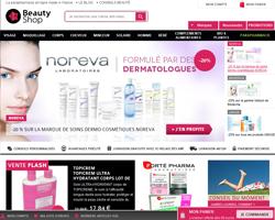 Codes promo et Offres Beautyshop