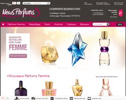 Codes promo et Offres News Parfums