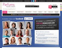 Codes promo et Offres Parfums Moins Cher