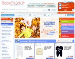 Codes promo et Offres Babystock