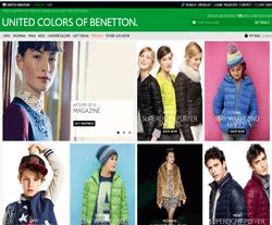 Codes promo et Offres United Colors of Benetton