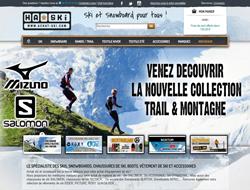 Codes promo et Offres Achat Ski